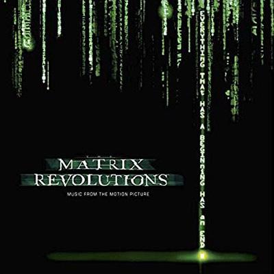The Matrix Reloaded: The Album [Vinyl] 3LP